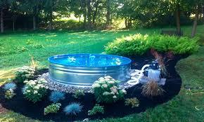 stock tank pools cowgirl