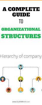 A Typical Organization Chart Showing Delegation Of Authority Would Show A Complete Guide To Organizational Structures Cleverism