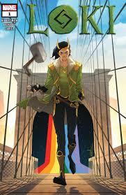 Loki (2019) #1 | Comic Issues