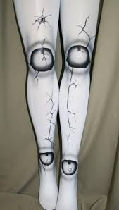 ball joint tights. broken doll ball joint tights custom made for you | shirley\u0027s fashion pinterest dolls, etsy and costumes