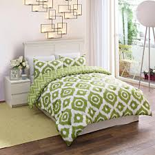 forter set lime green twin forter sets green and grey