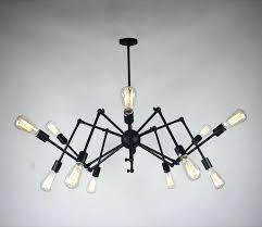 edison style chandelier best of industrial chandelier unconventional handmade industrial lighting designs you can edison style edison style chandelier
