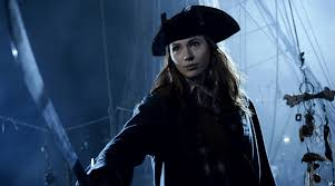 'Pirates Of The Caribbean' Reboot Interested In Karen <b>Gillan For</b> Lead