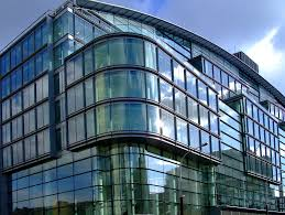 glass curtain wall design