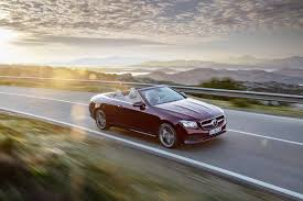 2018 Mercedes-Benz E-Class Cabriolet | News, Pictures, Specs ...