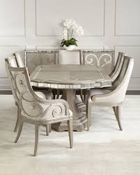 High end dining room furniture Breakfast Room Juliet Dining Furniture Horchow Dining Room Furniture At Horchow