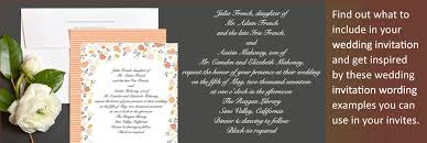 Wedding Invitation With Photo Best Wedding Invitation Wording Examples