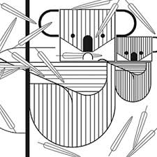 Charley Harper Coloring Book In Coloring Books