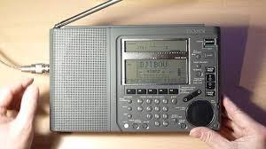 sony radio. sony radio