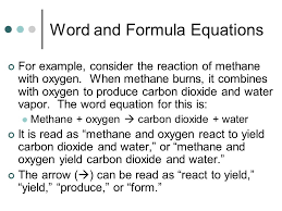 chapter 8 chemical equations and reactions ppt