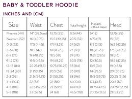 Baby Hoodie Size Chart Hipster Baby Clothes Baby Harem