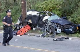Police probe details of horrific crash that left 2 dead, 4 injured ...