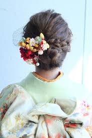着物にピッタリな髪型が自分で簡単にできるヘアアレンジ特集hair