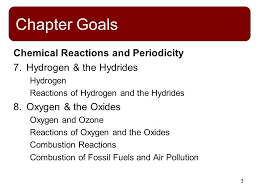 6 Chemical Periodicity. 2 Chapter Goals 1.More About the Periodic ...