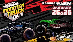 traas monster truck tour tickets at rabobank arena in bakersfield