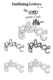 Free Coloring Page Outlining Letters Sue
