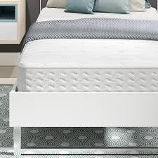 Signature Sleep Contour 8 Inch Reversible Independently Encased Coil  Mattress with CertiPUR-US certified foam