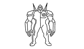 Ben 10 Pictures For Drawing How To Draw Aliens From Ben 10 ...