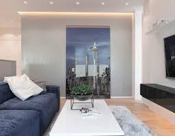 Home Designs: Blue Bedroom 2 - 1 Bedroom
