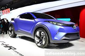 new car 2016 thailandNew Toyota compact SUV to come in 2016 based on CHR concept
