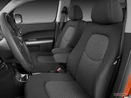 2009 chevrolet hhr front seat