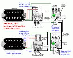 dvm s humbucker wiring mods page 2 of 2 full boat wiring mod coil cut version