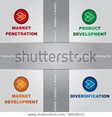 Matrix Color Chart Marketing Management Matrix Color Chart Abstract Stock
