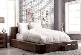trendy low platform bed king 12 elegant solid wood 23 transitional storage rustic fa29 b bedding