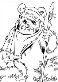 Free Star Wars Coloring Pages Printable