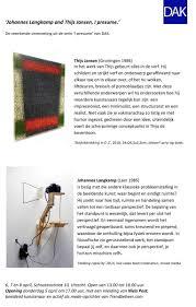 Presume Thijs Jansen & Johannes Langkamp I Presume