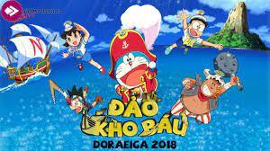 Nobita Và Đảo Giấu Vàng vietsub thuyết minh full HD - Doraemon The Movie:  Nobita's Treasure Island, Phim Nhanh