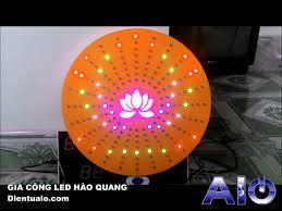 Đèn led hào quang điện tử bàn thờ - Siêu thị bách hóa online
