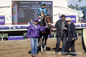 2017 Breeders Cup Charts Talk Of The Track Breeders Cup 2017