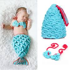 Baby Mermaid Crochet Pattern Interesting Design Ideas