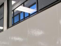 image of modern fiberglass wall panels