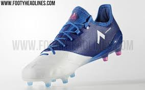 blue white adidas ace 17 leather boots revealed