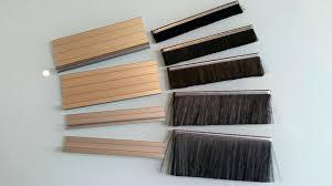 door brush seal garage busy bee strip and seals nz