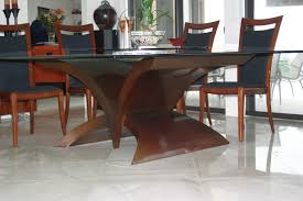 Room Board Adams Solid Walnut Dining Table Chairish Pictures