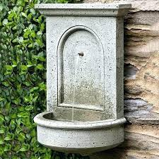 wall mounted fountains outdoor wall mounted fountains outdoor wall mounted garden water fountain wall mounted outdoor