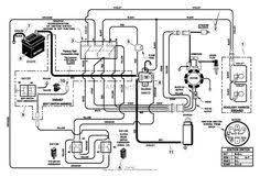 mower wiring diagram for snapper lawnmower repair pinterest Murray Riding Lawn Mower 3009008X92a Kill Switch at Murray Riding Lawn Mower Wiring Diagram 18hp