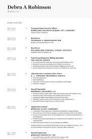 Employee Resume Samples Visualcv Resume Samples Database