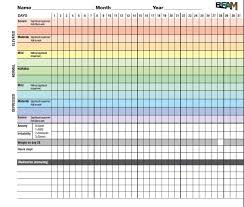 Daily Mood Chart For Bipolar Disorder Charting A Course Through Mood Disorders Sarah Lister