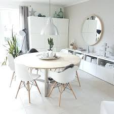 sweet looking white gloss dining table ikea 23