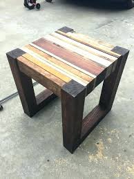 diy small coffee table small table how to a side table small table ideas diy small