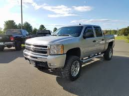 2010 Used Chevrolet Silverado 1500 LT Lifted at Country Diesels ...