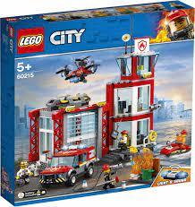LEGO-לגו סיטי 60215 | צעצועי דובי - DUBITOYS