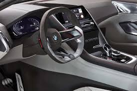 2018 bmw concept car. Modren 2018 BMW M8 GTE Front 2018 Concept 8 Series Steering Wheel  In Bmw Concept Car A