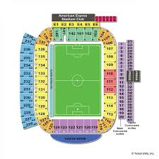 Stubhub Football Seating Chart Stubhub Center Carson Ca Seating Chart View