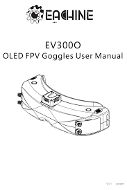 <b>EACHINE EV300O</b> USER MANUAL Pdf Download | ManualsLib