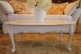 Antique White Coffee Tables White Distressed Coffee Table Zab Living